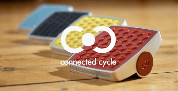 Connected Cycle Pedals